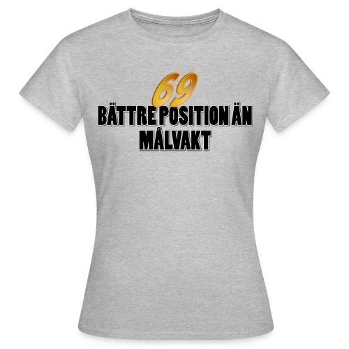 Sandmans merch t-shirt - T-shirt dam