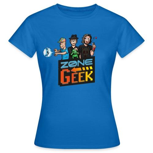 dessin ZG - T-shirt Femme