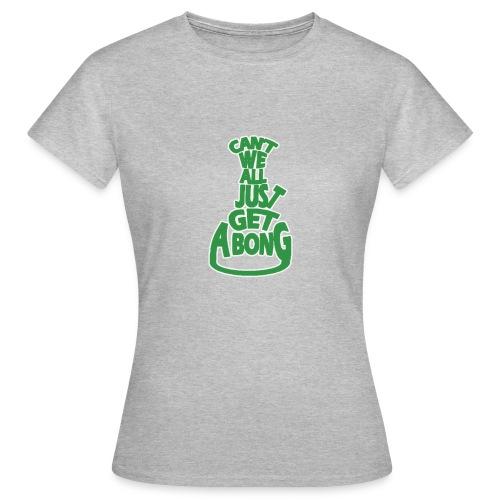 bong - T-shirt Femme