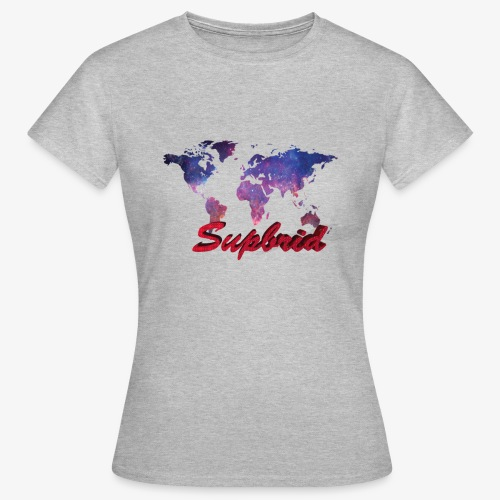 Supbrid Galaxy Edition - Frauen T-Shirt