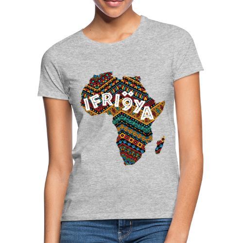 Africa - Ifriqya - T-shirt Femme
