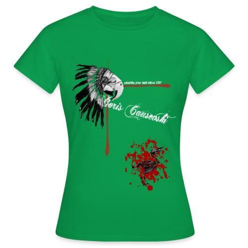gun 12 - T-shirt dam
