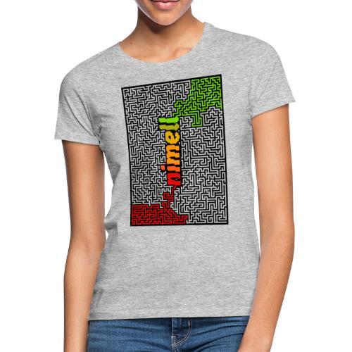 nimell maze - T-shirt dam