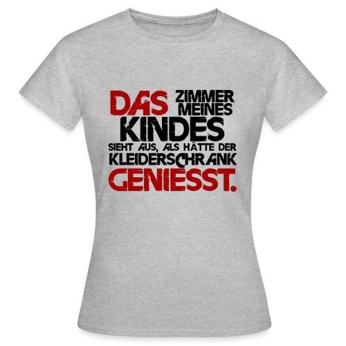 Geniesst - Frauen T-Shirt