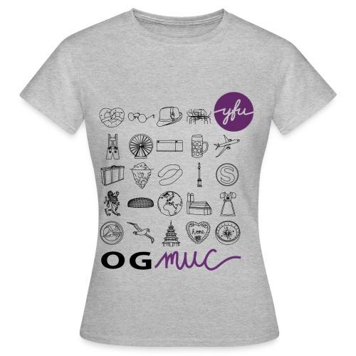 OG München 2017 - Frauen T-Shirt