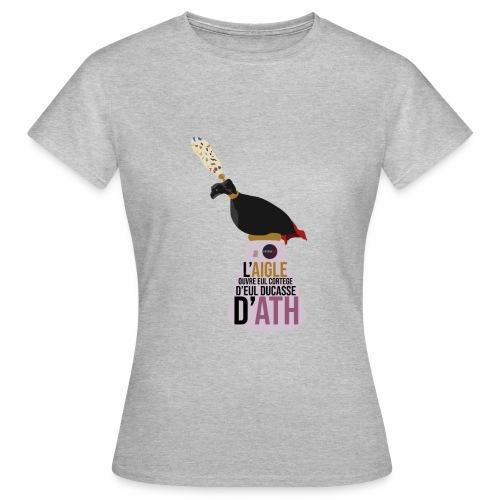 Aigle à deux têtes 2 - T-shirt Femme