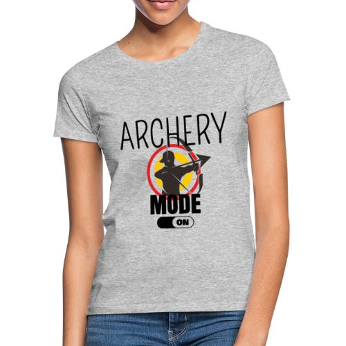 ARCHERY: MODE ON - Maglietta da donna