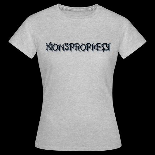 XPShirtLogo5Blue - Women's T-Shirt