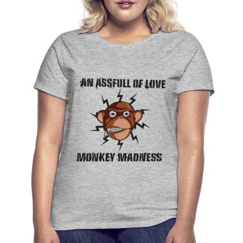 Monkey Madness - Frauen T-Shirt