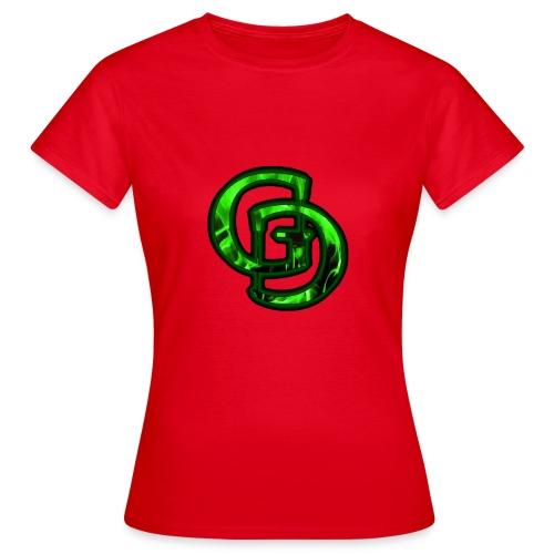 14 Logo GC gif - T-shirt Femme