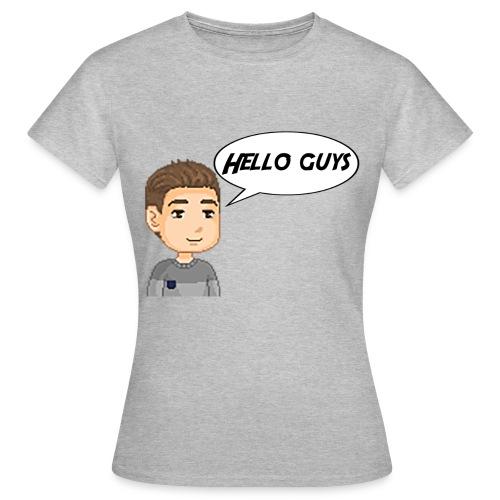 Hello guys - T-shirt Femme