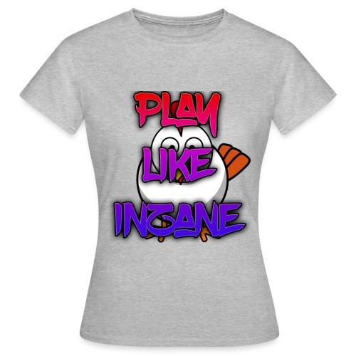 Inzane png - T-shirt dam