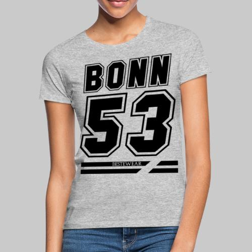 #Bestewear - BN53 (Black Edition) - Frauen T-Shirt