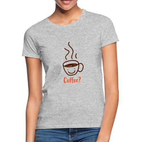 coffee - Vrouwen T-shirt