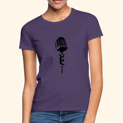 micro - T-shirt Femme