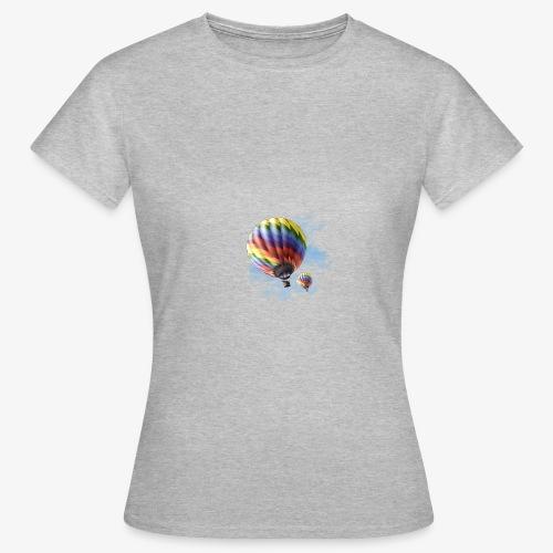 Travel Baloon Shirt - Maglietta da donna
