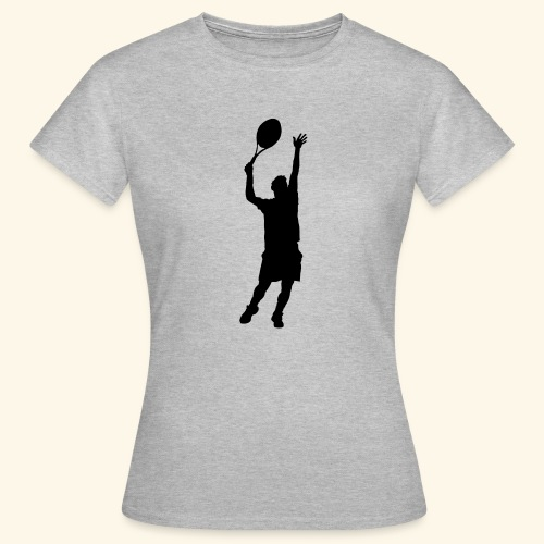 tennisman - T-shirt Femme