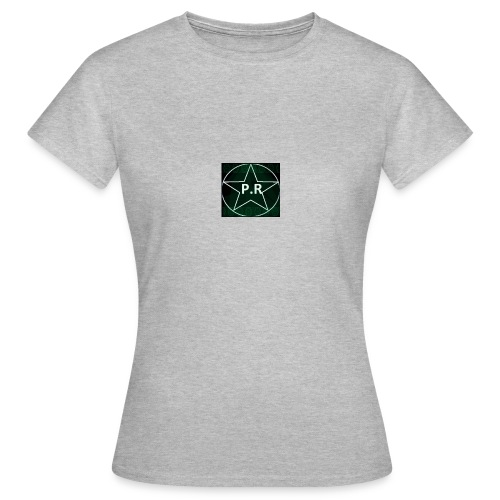 logo P.R - T-shirt Femme