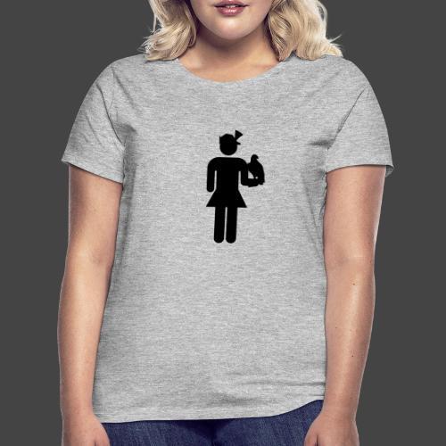 Falknerin-Shirt für Jägerinnen - Frauen T-Shirt