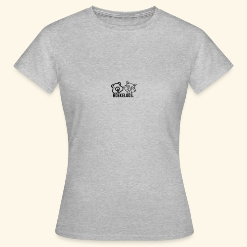 logo ROEKELOOS - Vrouwen T-shirt