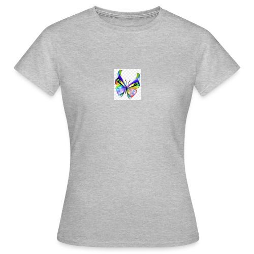 T-Shirts und Blusen und noch mehr mit Schmetterlin - Frauen T-Shirt