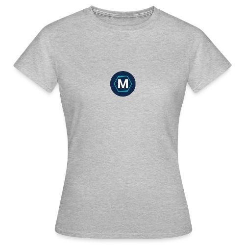 mecoms logo - Vrouwen T-shirt