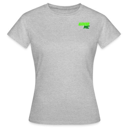 GoodMC Server merchandis - Vrouwen T-shirt