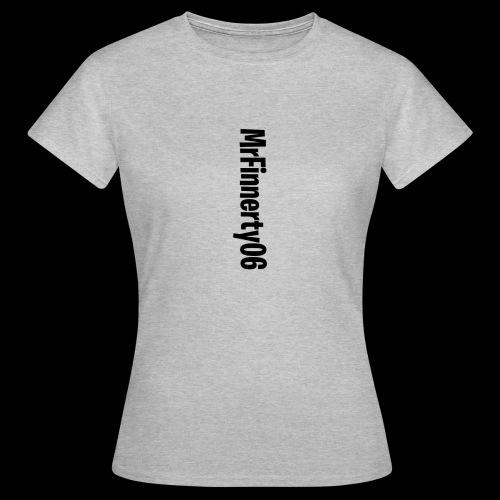 Name Tekst - T-shirt Femme