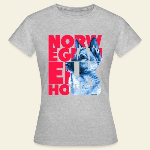 NASSU Norjanharmaa 3 - Naisten t-paita