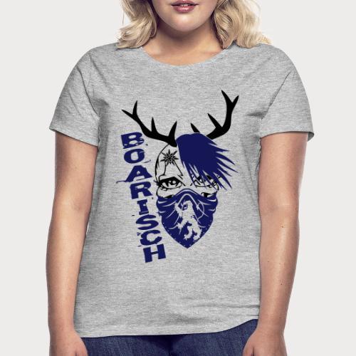Bayern Madl - Frauen T-Shirt