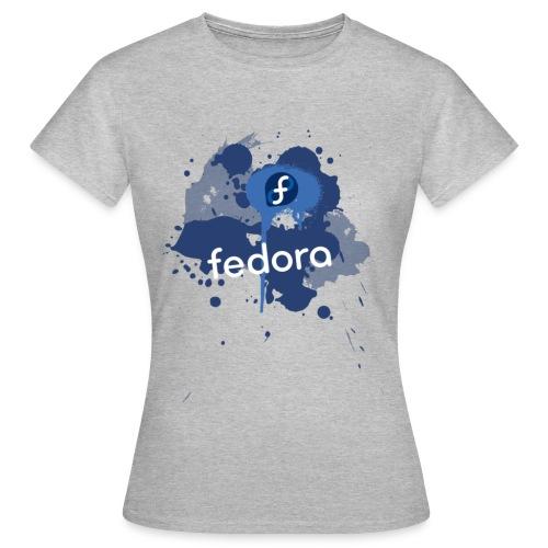 splatter - Frauen T-Shirt