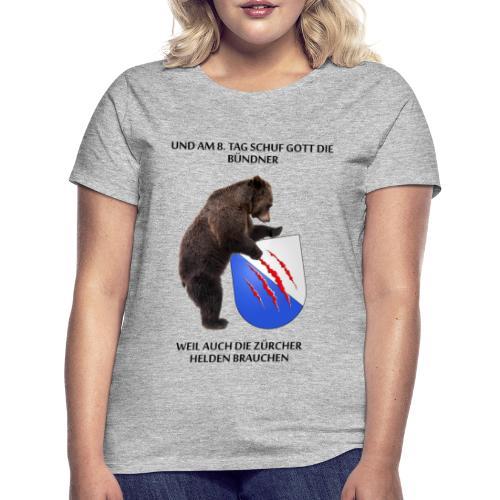 Bär Zürcher - Frauen T-Shirt
