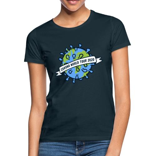 Corona World Tour - T-shirt Femme