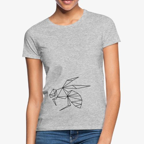 Biene Wespe - Frauen T-Shirt