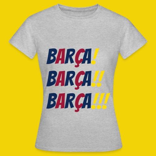 Barça Chant - Women's T-Shirt