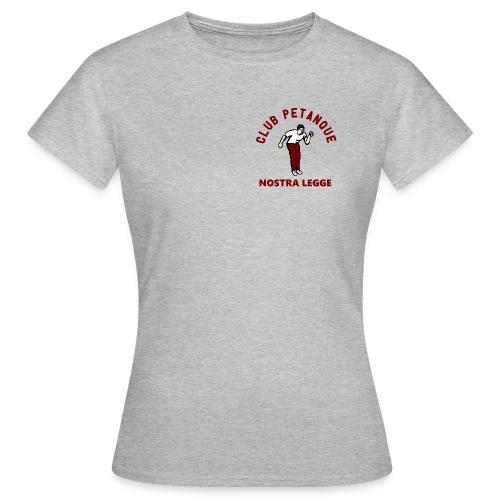 Nostra Club - T-shirt Femme