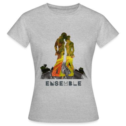 Ensemble - T-shirt Femme