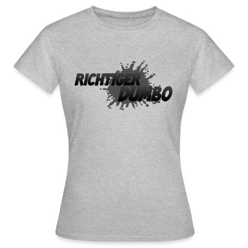 Dumbo White Shirt - Women's T-Shirt