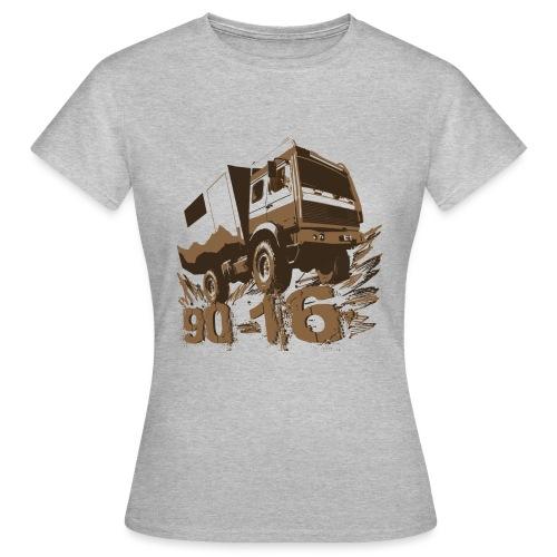 112178546 144619284 90 16 - Frauen T-Shirt