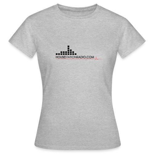 Housestation Radio - Maglietta da donna