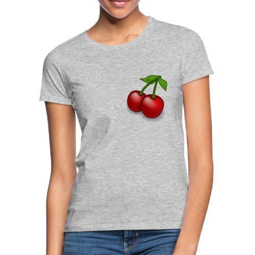 Kirschen Früchte Obst Geschenkidee - Frauen T-Shirt