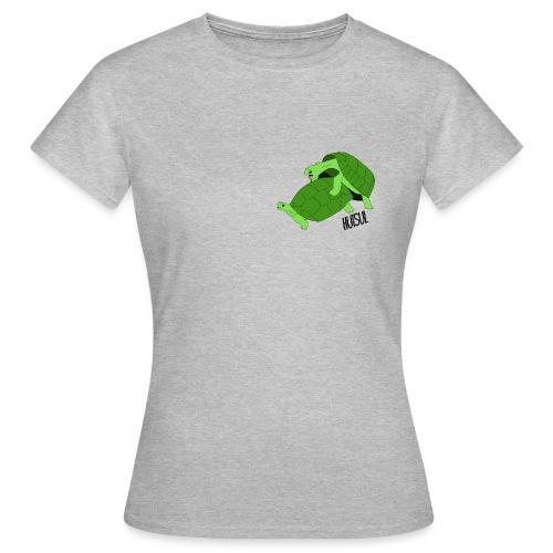 Turtle Hutsul - T-shirt Femme