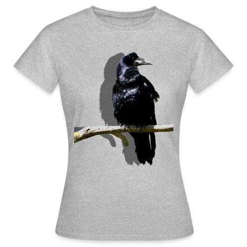Rabenschwarz - Frauen T-Shirt