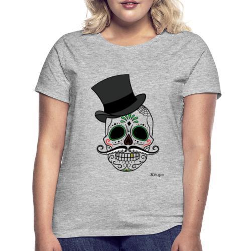 Crâne Dandy - T-shirt Femme