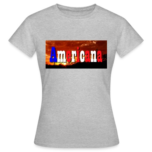 big logo - Women's T-Shirt