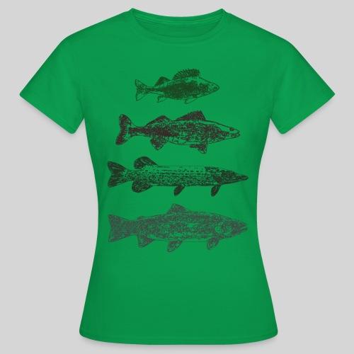 Lake - Naisten t-paita