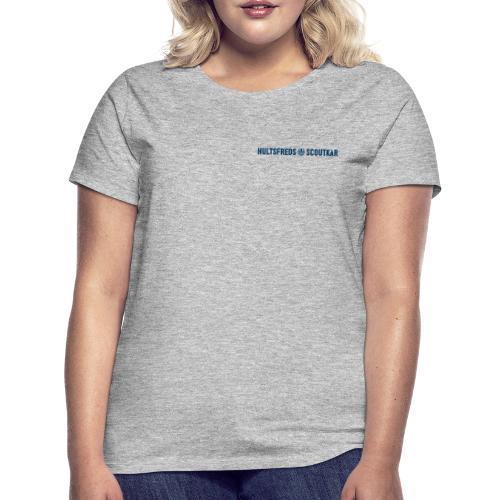Hultsfreds Scoutkår - T-shirt dam