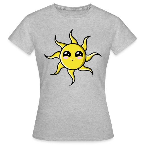 Soleil Kawaii ! - T-shirt Femme