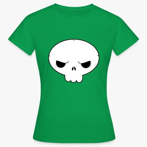 Skullie - Dame-T-shirt