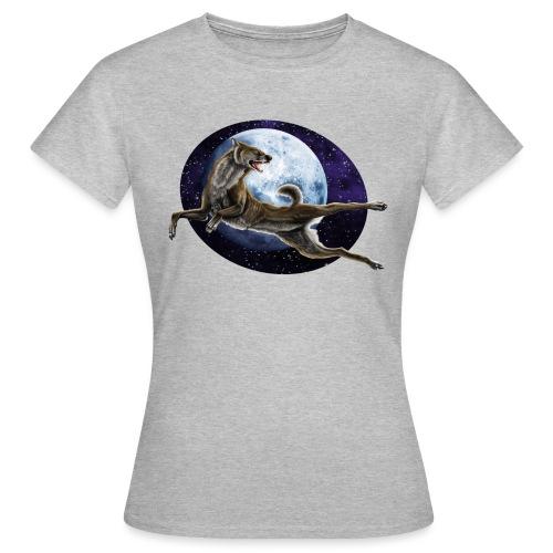 Galaxy Wolf - Frauen T-Shirt